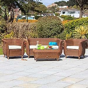 Jamaica 4 Piece Seating Group
