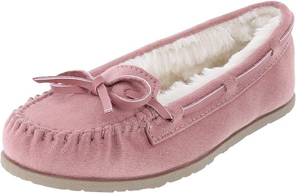 Airwalk Pink Girls' Flurry Moc