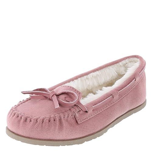 Airwalk Pink Girls  Flurry Moc 1.5 Regular 3a547afcf