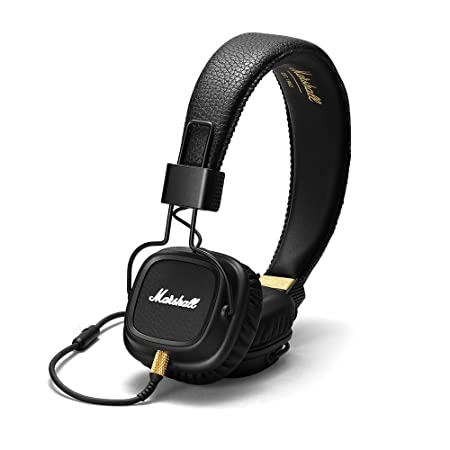Marshall Major II On-Ear Kopfhörer - Schwarz