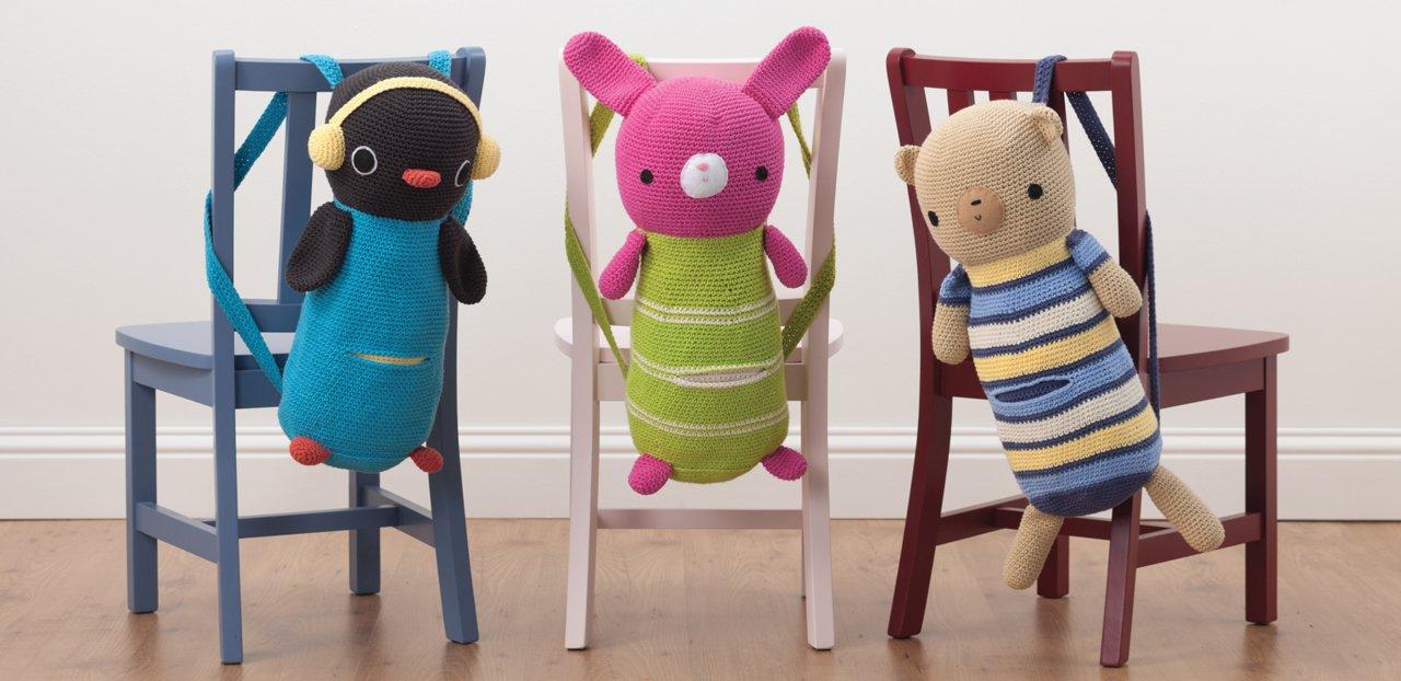 10 crochet to inspire you – Crafts Ideas Design | 622x1280