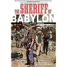 The Sheriff of Babylon Vol. 1: Bang. Bang. Bang.