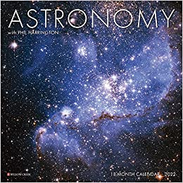 Astronomy Calendar 2022.Astronomy 2022 Mini Wall Calendar Willow Creek Press 9781549220753 Amazon Com Books