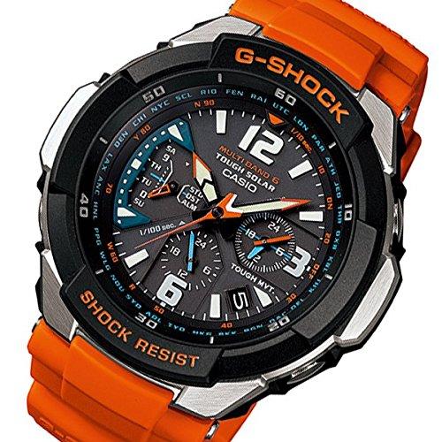 [カシオ] CASIO 腕時計【G-SHOCK】スカイコックピット電波ソーラー◆GW-3000M-4A(GW-3000M-4AJF同型) [逆輸入品] B00HXXLP7O