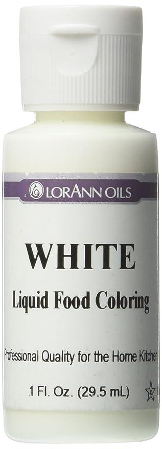 Amazon.com: Lorann Oils Liquid Food Color, 1-Ounce, White: Kitchen ...