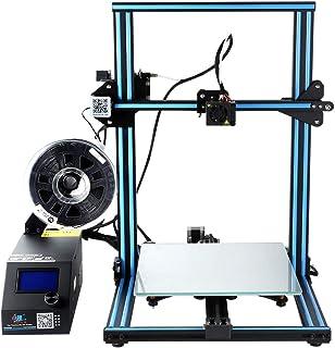 Comgrow Original Creality 3D Printer CR-10S 300x300x400mm Printing Size, Filament Detector, Break Resume, Dual Z Axis Lead Screw, Fast Assembled Kit