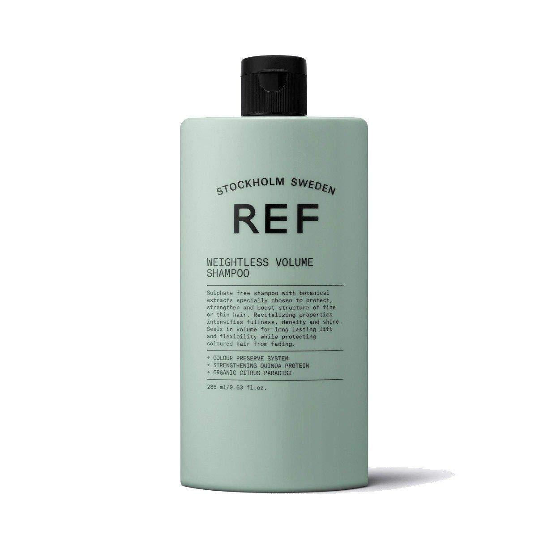ref sulfate free shampoo