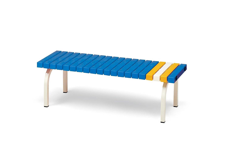 トーエイライト ベンチ ホームベンチ120 TOE-G1382 B00MWS11K6 -|ブルー ブルー