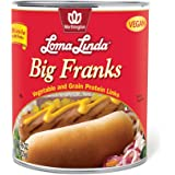 Loma Linda - Vegan - Big Franks (96 oz.) - Kosher
