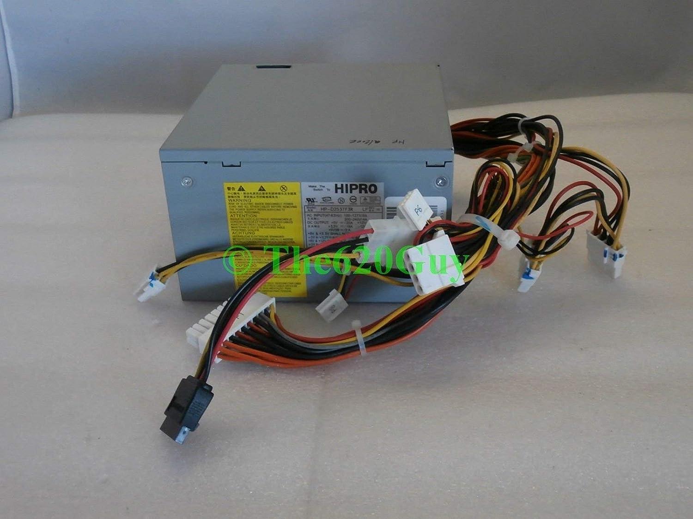 HP Compaq 250W ATX 20-Pin 4-Pin Power Supply 5188-2622 HIPRO HP-D2537F3R LF a600 (Renewed)