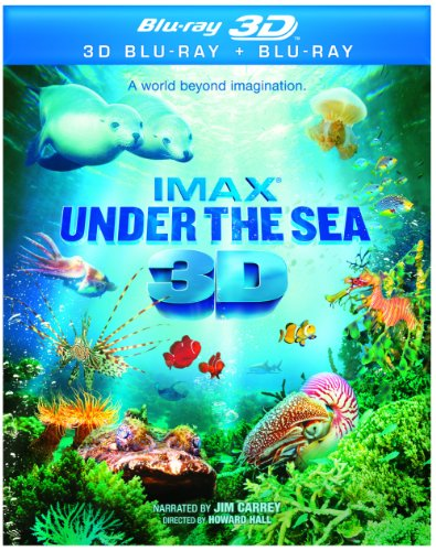 - IMAX: Under the Sea 3D (Single-Disc Blu-ray 3D/Blu-ray Combo)