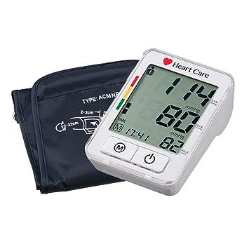 Only For Baby Heart Care Digital brazo Tensiómetro Pulsómetro Tensiómetro Manómetro: Amazon.es: Salud y cuidado personal
