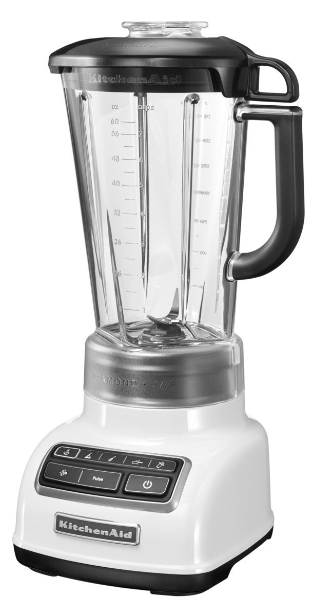 KitchenAid 5KSB1585BWH Classic Blender, 1.75 Litre, White: Amazon.co ...
