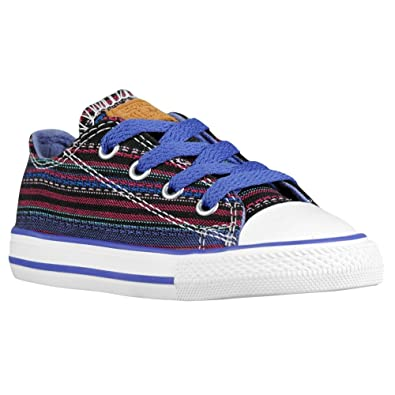 Image Unavailable. Image not available for. Color  Boys Converse All Star  Ox Summer Crafted Athletic Shoes - Grade School 8402226cda