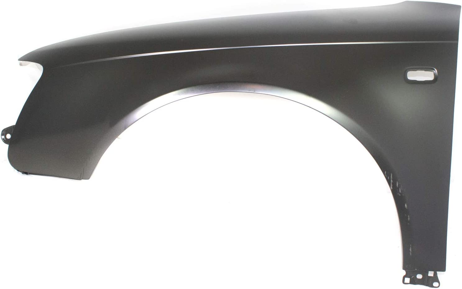 Front Fender Compatible with 2005-2008 Audi A4 A4 Quattro S4 Sedan//Wagon Driver Side