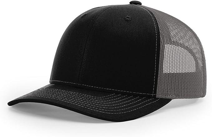112 Brand New Meshback Hat Richardson Baseball Cap Trucker Snapback Cap