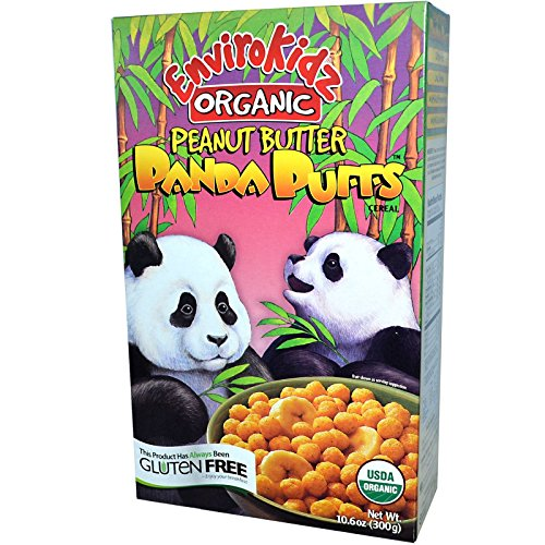 EnviroKidz Panda Puffs - 10.6 (Envirokidz Panda Puffs)