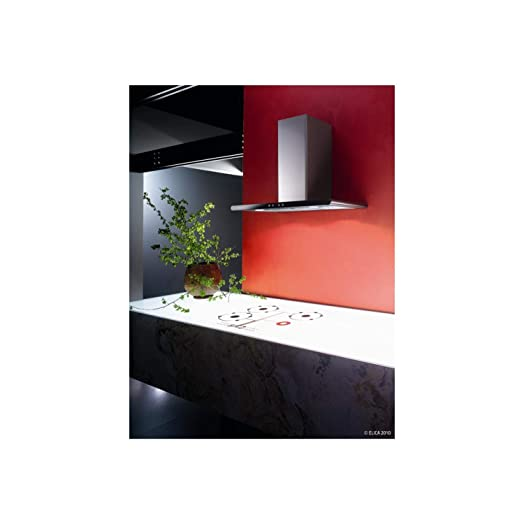 Elica GALAXYSSBL80 Galaxy 80cm Chimney Cooker Hood Stainless Steel ...