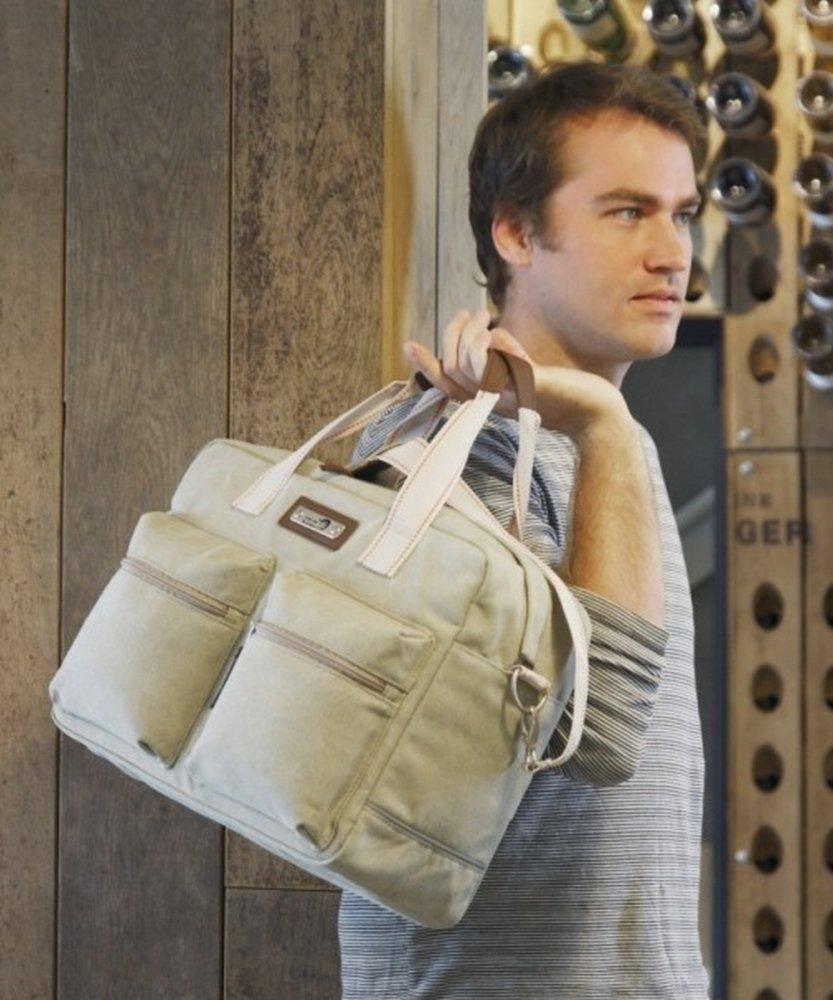 New Looxs Unisex/_Adult Messenger Sports Pannier Rack Shoulder Bag