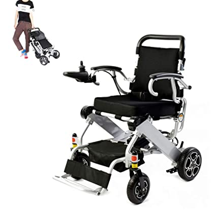 Amazon.com: Electric Wheelchair with Powerful and Quiet ...