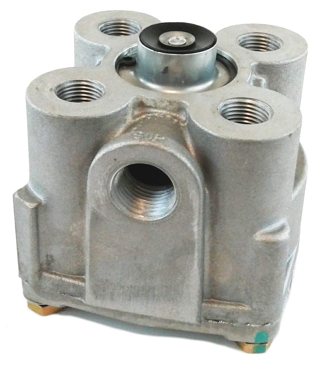 R-12 Relay Brake Valve - 3/8'' Delivery for Heavy Duty Big Rigs