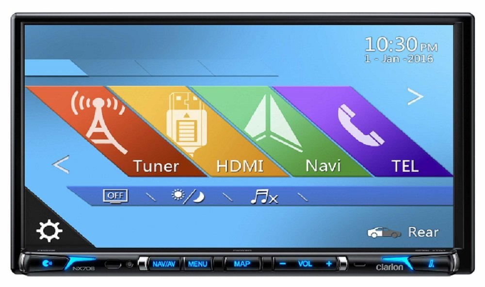 Download Drivers: Clarion NX505E Multimedia Station