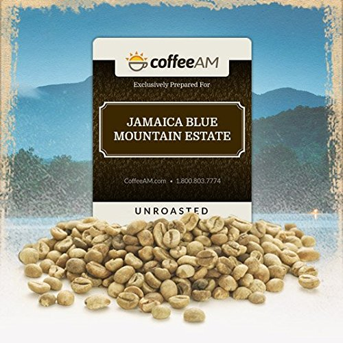 Jamaican Blue Mountain Estate Green Coffee by CoffeeAM