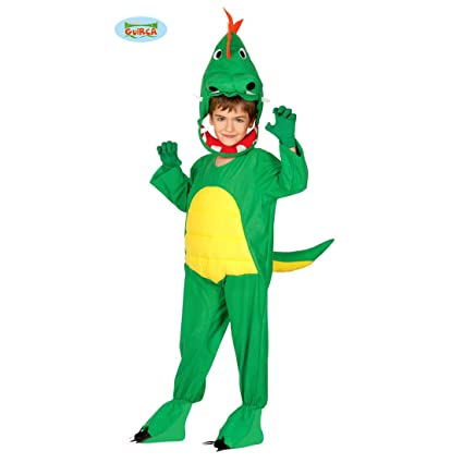 NET TOYS Disfraz Infantil Dinosaurio - 5 - 6 años, 110 - 115 ...