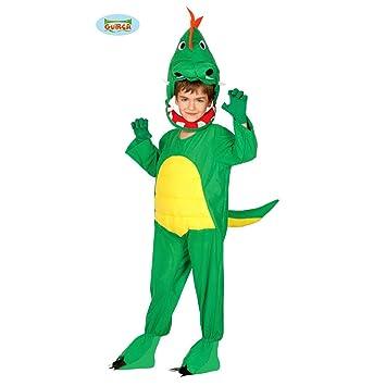 Amakando Traje Niño Dragón - 3 - 4 años, 95 - 100 cm ...