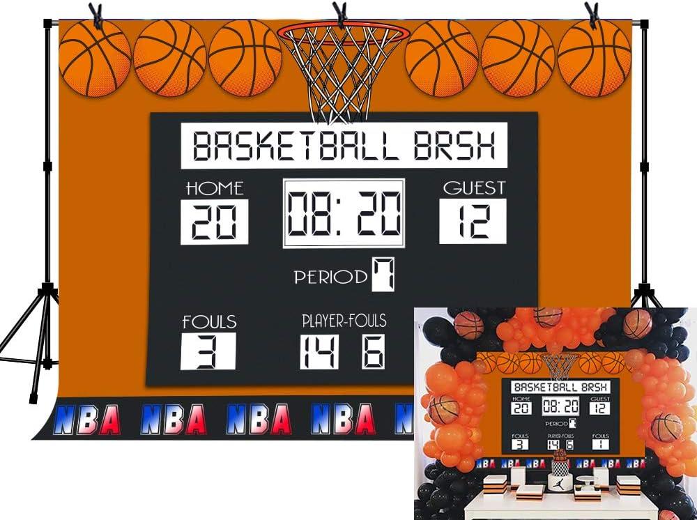 LYLYCTY LYLS928 - Tablero de puntuación para Juegos de Baloncesto (2,13 x 1,52 m): Amazon.es: Electrónica