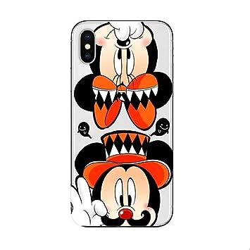 Fundas para iPhone 7/8, Personajes Disney Mickey Mouse ...