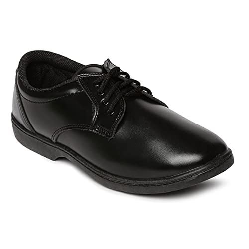 2c6915fd5e8a PARAGON Kid s Black School Shoes  Buy Online at Low Prices in India -  Amazon.in