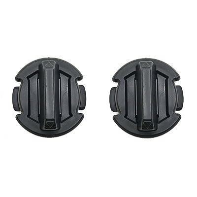 Twist Floor Drain Plug Trap Seal for 2014, 2015, 2016, 2020 Polaris RZR XP 1000 900 XP 4 Turbo 5414694 (2): Automotive