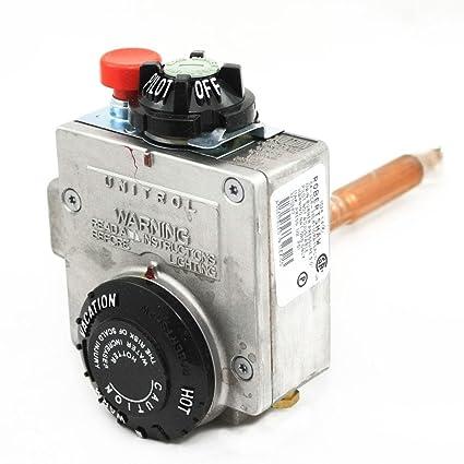 Kenmore 9006439005 calentador de agua válvula de control de gas