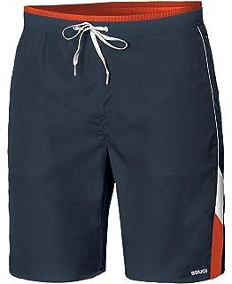 c67c5651e935 BRUGI Boxer Uomo Mare Costume Taglie Forti Art M64L Blu  Amazon.it ...
