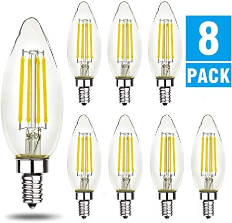 LED Bulbs B10 Dimmable