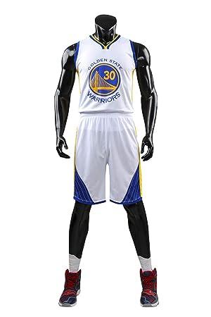 OLIS Camiseta de Baloncesto de Verano NBA Jersey Warriors 30 Curry ...