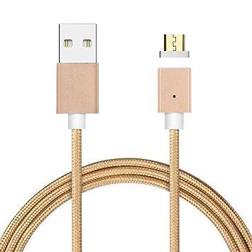 kingwon USB adaptador de cargador cable de carga con imán ...