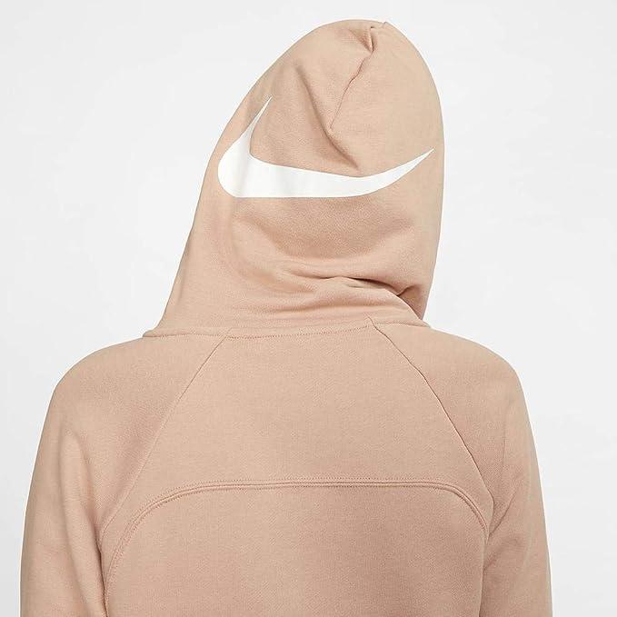 Nike Damen W NSW SWSH HOODIE CROP FT Sweatshirt