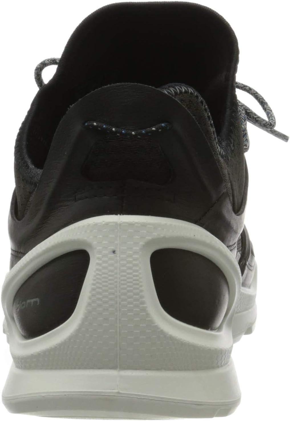 ECCO Herren Biomstreetm Slip On Sneaker Schwarz Black Dark Shadow Wild Dove 57740