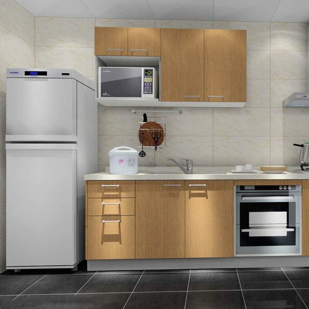 ZFFSC Pared de armarios de esquina en esquina del gabinete de almacenamiento Curio armarios con puertas de vidrio del gabinete de cocina de la sala de almacenamiento en rack de doble puerta