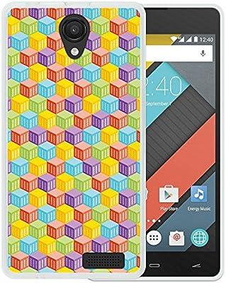 WoowCase Funda para Energy Phone MAX 4G, [Energy Phone MAX ...
