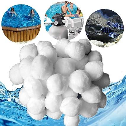 Filterballs Filterbälle 700g//Gramm Poolfilter Filtermaterial für Pool Sandfilter