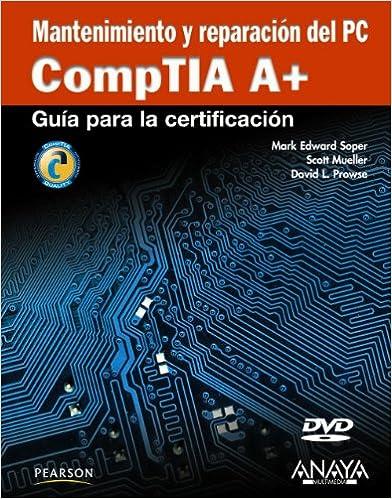 Guía mantenimiento y reparación PC