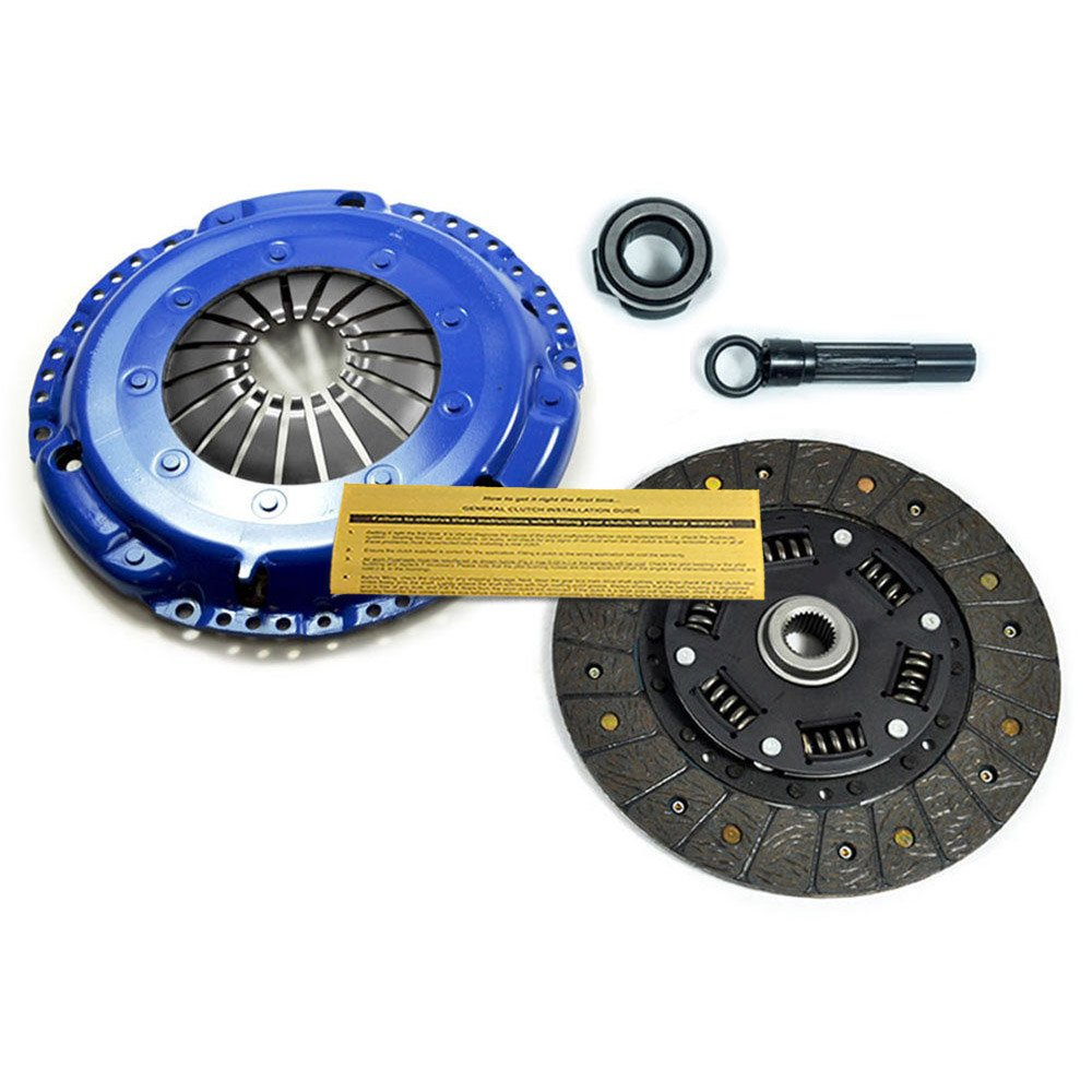 Amazon.com: EFT STAGE 1 HD CLUTCH KIT for VW GOLF GTI JETTA PASSAT GLX CORRADO VR6: Automotive