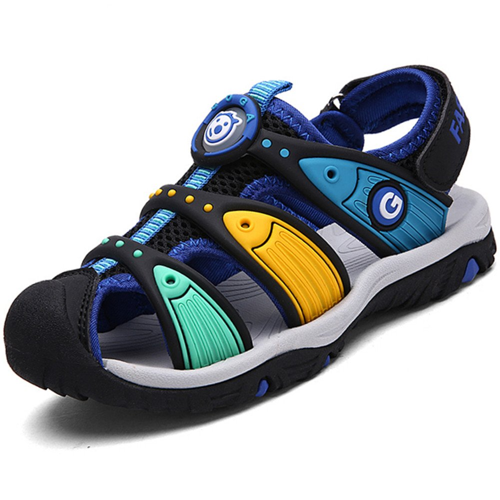 7df990370ad Niños Sandalias de Punta Cerrada Playa Verano Al Aire Libre Casuales Zapatos  product image