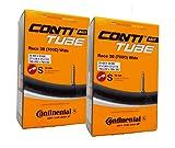 コンチネンタル(Continental) チューブ Race28 Wide 700×25-32C 仏式 (42mm) [並行輸入品]