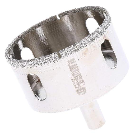 80mm Homyl Foret /à Perceuse Tuile C/éramique Verre Ardoise en Diamant