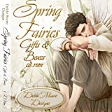 Debbi Moore Designs Spring Fairies Gifts & Boxes CD Rom (295705)