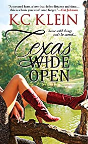 Texas Wide Open (Texas Fever Book 1)